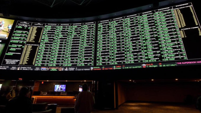 sports betting laws 2018