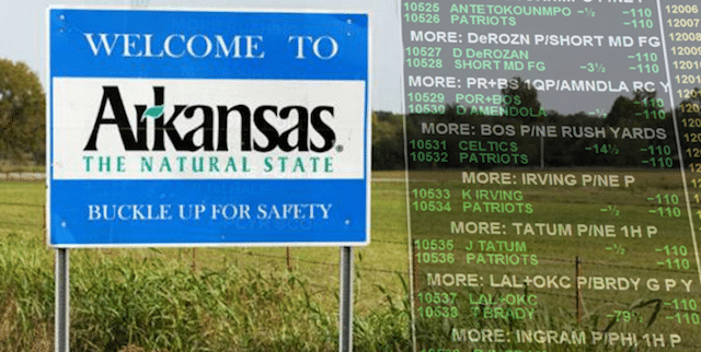 arkansas sports betting ballot initiative