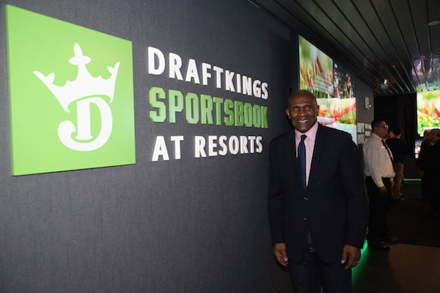 Swanky New DraftKings Sportsbook Opens at Resorts Casino in Atlantic City