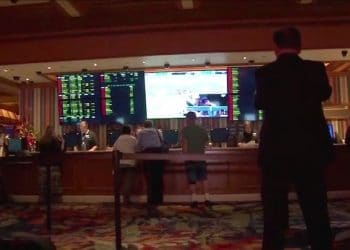 MGM's Beau Rivage Sportsbook