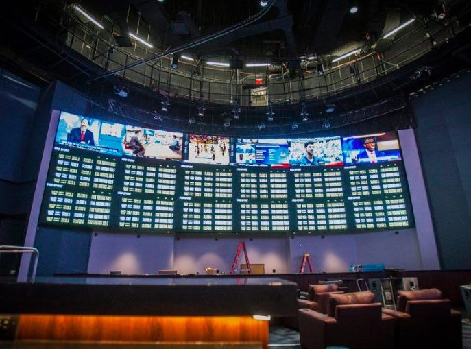New Jersey's December Sports Betting Handle Drops $10 Million; $1.25 Billion Handle In 2018