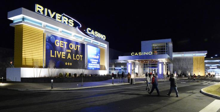 rivers casino schenectady