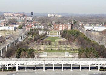 Tennesse Bicentennial Capitol Mall Park