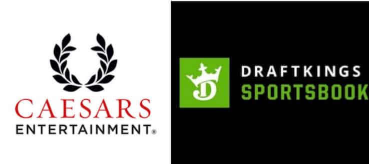 caesars entertainment draftkings