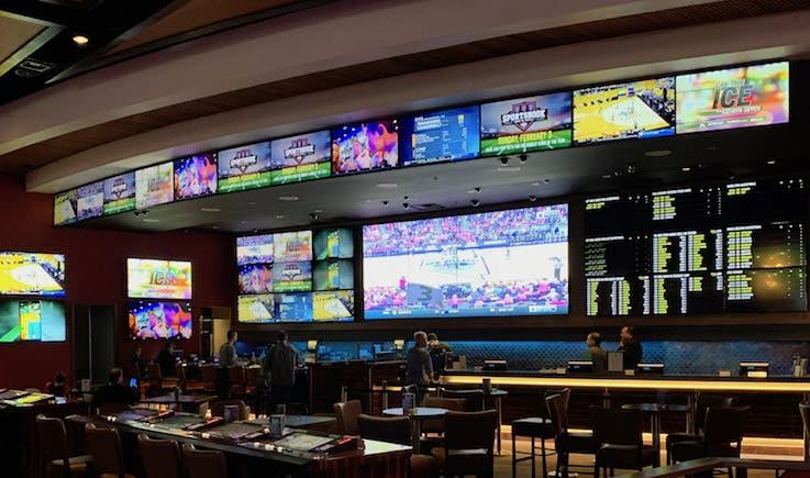 MS hard Rock Biloxi sportsbook