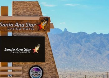 The Santa Ana Star Casino Hotel in Bernalillo, NM