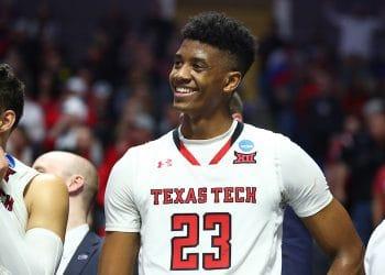 Texas Tech Red Raiders guard Jarrett Culver