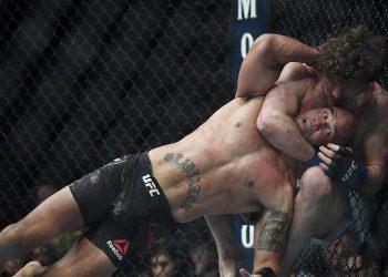 UFC 235-Lawler vs Askren