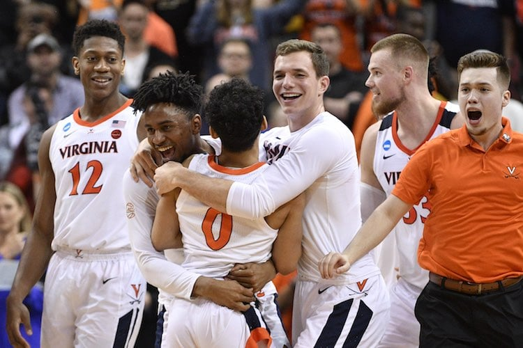 NCAA Basketball: NCAA Tournament-South Regional-Purdue vs Virginia
