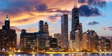 Chicago, Ill. skyline (Shutterstock)