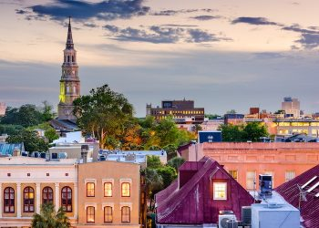Downtown Charleston (Shutterstock)