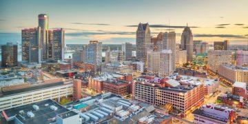 Downtown Detroit (Shutterstock)