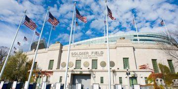 Soldier Field (Shutterstock)