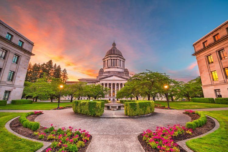 Washington's Capitol Building