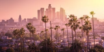 City of Angels (Shutterstock)