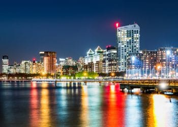 Jersey City, New Jersey (Shutterstock)
