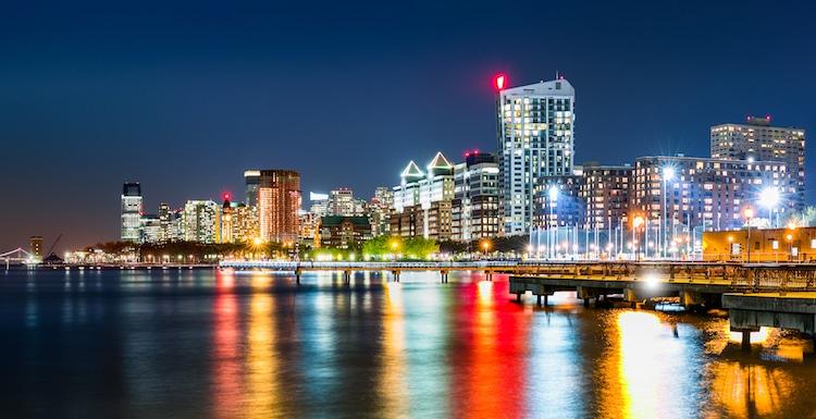 Jersey City, New Jersey (Shutterstock)