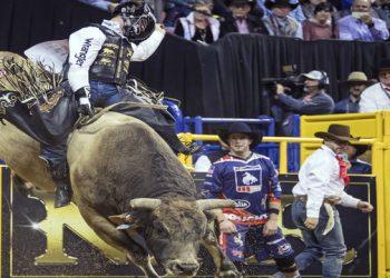 Sage Kimzey (Courtesy Professional Rodeo Cowboys Association)