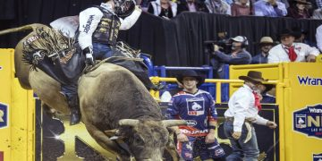 Sage Kimzey (Courtesy Professional Rodeo Cowboys Association)