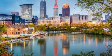 Cleveland, Ohio (Shutterstock)