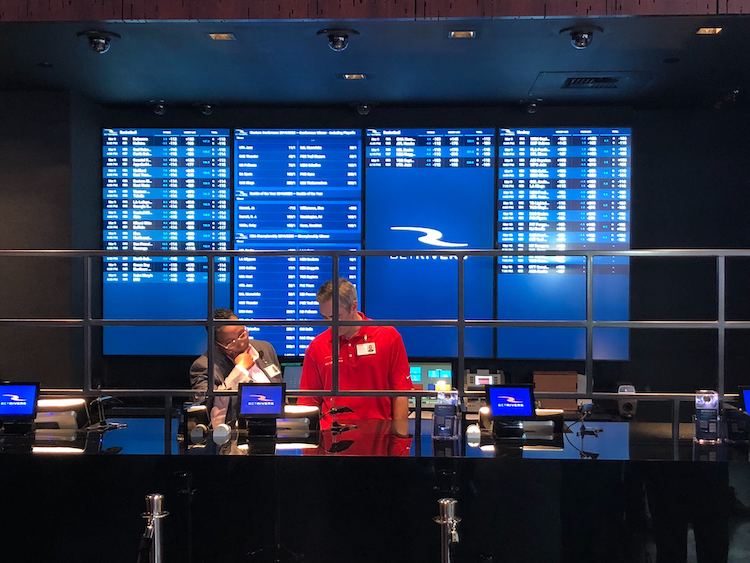 first legal sports betting in Illinois