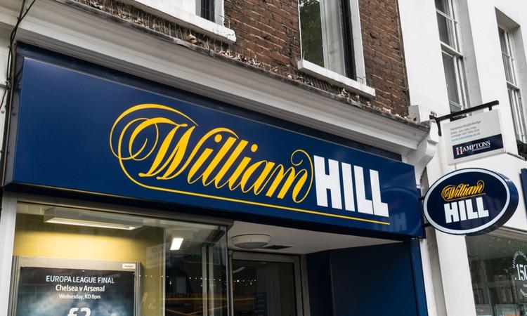 William Hill Caesars takeover