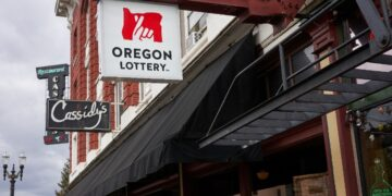 Oregon-Lottery-Sign-in-Town