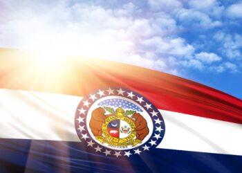 Missouri-Flag-Sky