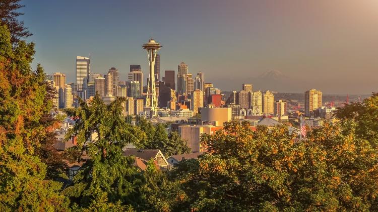 Seattle-Washington-Skyline