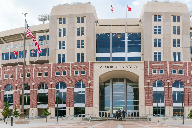 Nebraska-Memorial-Stadium-Facade