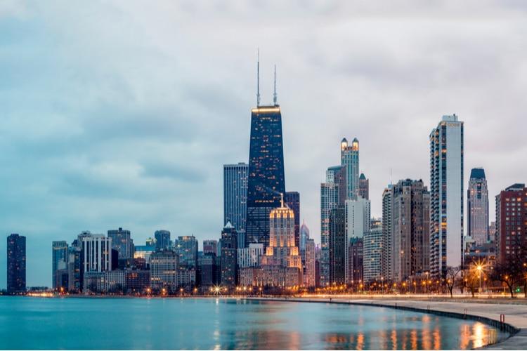 Illinois January 2021 sports betting