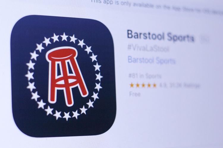 Barstool Sportsbook Illinois mobile app
