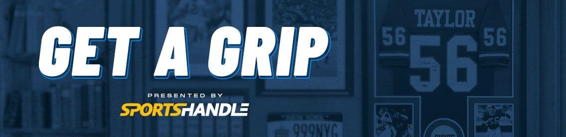 get a grip logo