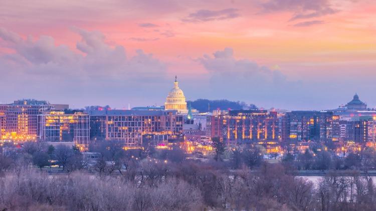 Washington-Capitol-Twilight