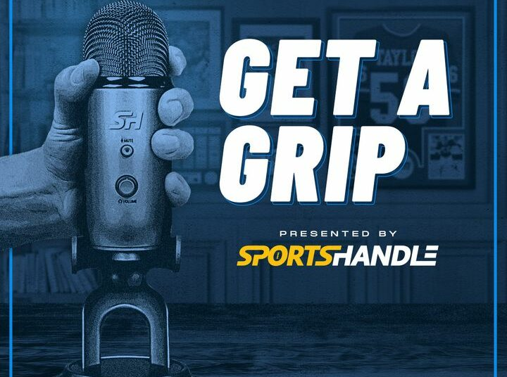 sports handle sports betting podcast