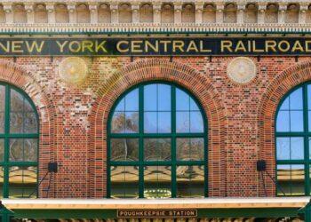 Poughkeepsie, New York railway