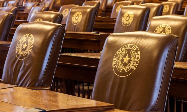Huberty Texas state legislature