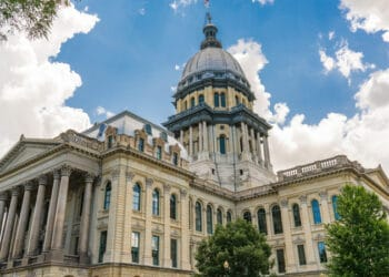 Illinois executive committee sports betting