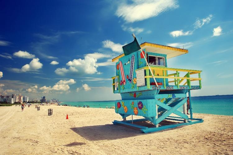 Funky-Florida-Lifeguard-Stand