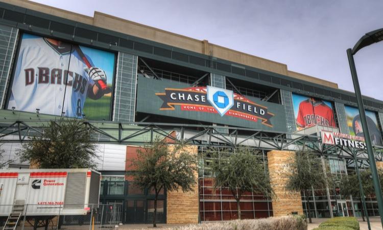 Diamondbacks Arizona Chase Field Caesars