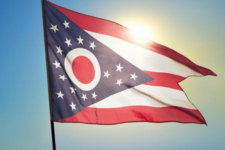 Ohio-Flag-Waving