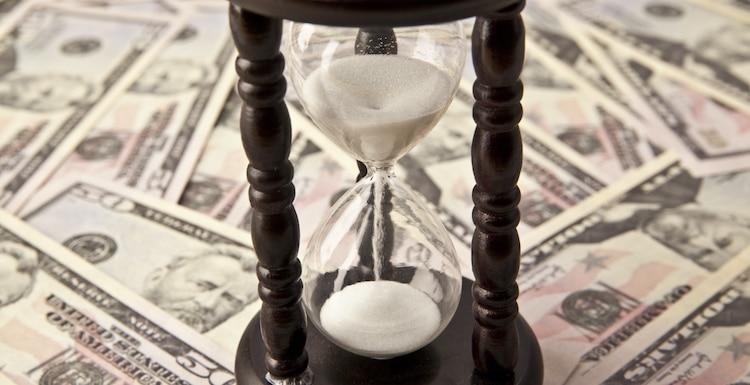 waiting money