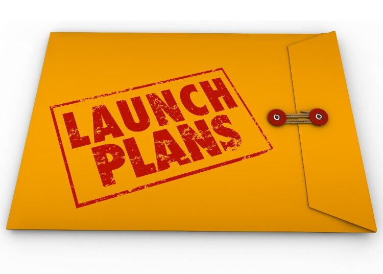 Envelope-With-Launch-Plans-Stamp