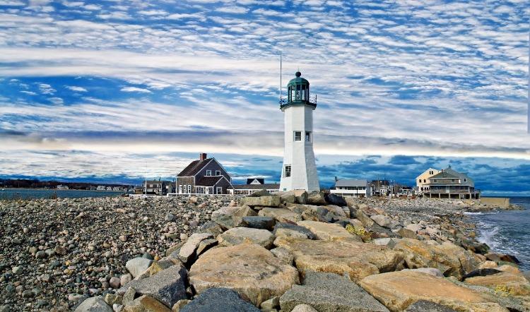 Massachusetts-Lighthouse