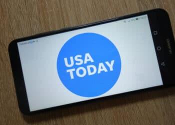 USA Today app