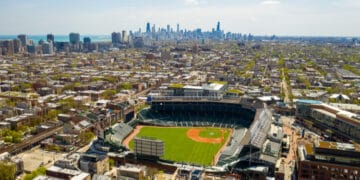 Chicago sports betting venues