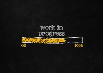 Work-In-Progress-Completion-Bar