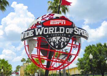 ESPN-World-Of-Sports-Statue
