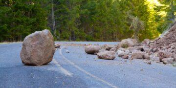 Rocks-Blocking-Road