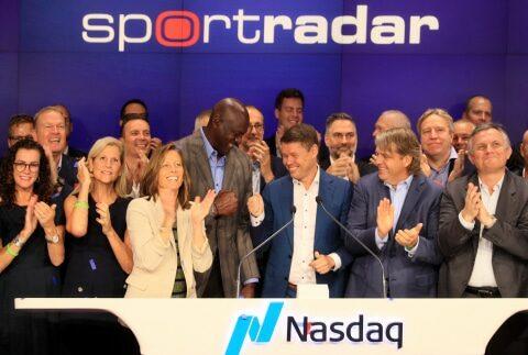 Sportradar NASDAQ IPO